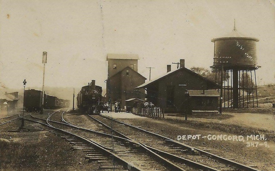 Old Concord Train Depot